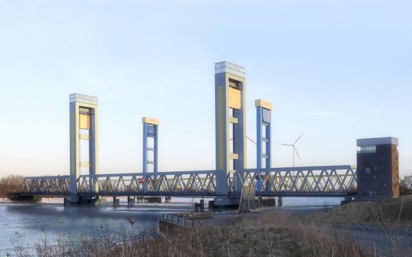 Hamburg Kattwykbrücke © PPL-Hamburg