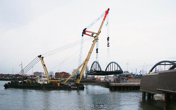 Hamburg Waltershofer Brücken © PPL-Hamburg