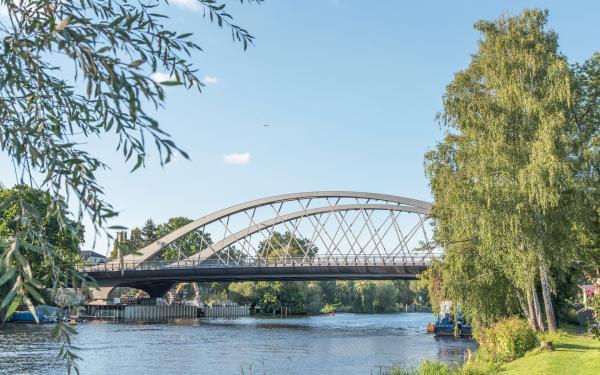 Berlin Spandau Freybrücke © PPL-Hamburg